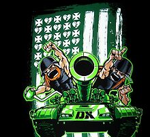 D Generation X by matthewross333
