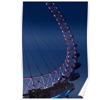 London Curves Poster