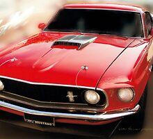 Mustang Original © by Vicki Ferrari