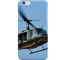 Bell UH-1 Iroquois Helicopter - (Huey) iPhone Case/Skin