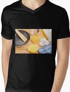Making Omelets Mens V-Neck T-Shirt