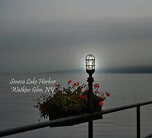 Seneca Lake Harbor, W.G., NY by Cheri Perry