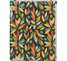 Olive branches iPad Case/Skin