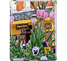 A Sign Of Spring iPad Case/Skin