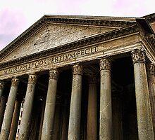 Il Pantheon, Roma by Andrea Rapisarda
