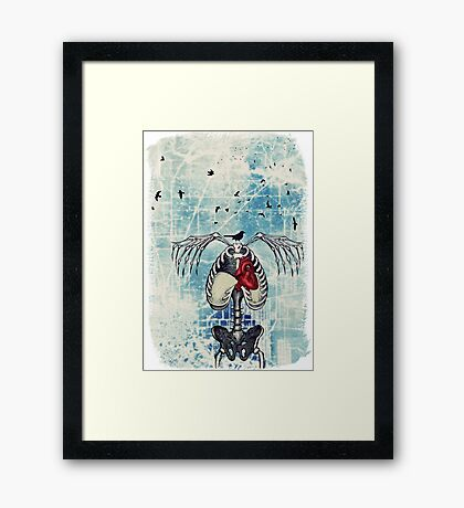 Icarus - Lord of the Sky Framed Print