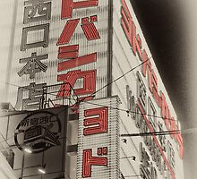 Yodobashi Camera Shinjuku by superpope