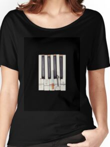 Chet Faker Thinking in Textures Women's Relaxed Fit T-Shirt