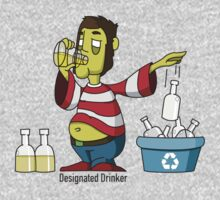 Designated Drinker by Giannis Vassilopoulos