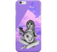 Lute Player iPhone Case/Skin