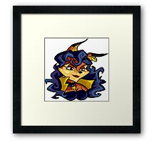I'll Be Seeing You Soon, Ringtail Framed Print