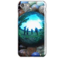 Magic Blue Marble iPhone Case/Skin