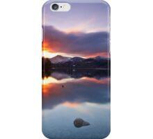 Derwentwater Fire iPhone Case/Skin
