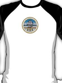 Seal of Norfolk, Virginia  T-Shirt