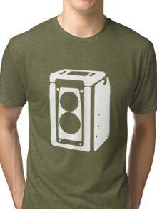 Duaflex love (white) Tri-blend T-Shirt