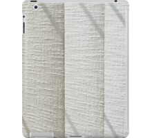 Blinds Abstract iPad Case/Skin