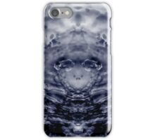 Elusive water ripples iPhone Case/Skin