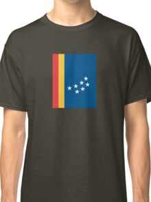 Flag of Durham, North Carolina Classic T-Shirt