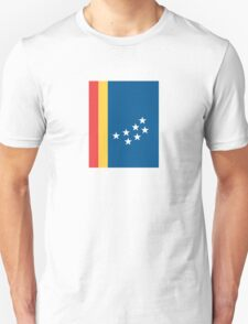 Flag of Durham, North Carolina Unisex T-Shirt