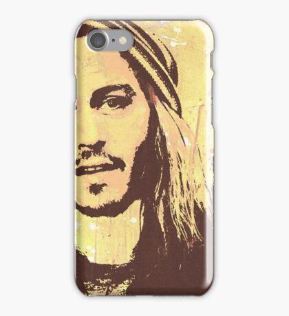 JOHNNY DEPP ONE iPhone Case/Skin