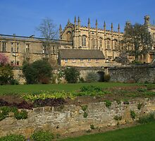 Christ Church College by RedHillDigital