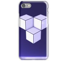 Tri Cube  iPhone Case/Skin
