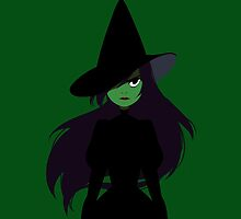 wicked witch by e-anne