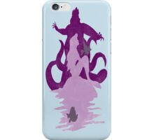 Under The Sea (baby blue) iPhone Case/Skin