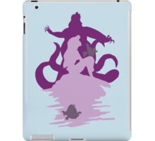 Under The Sea (baby blue) iPad Case/Skin