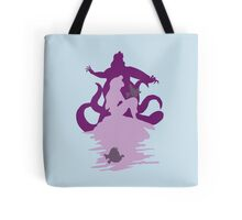 Under The Sea (baby blue) Tote Bag