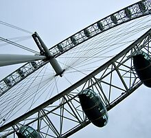 London Eye! by Jonathan Jones