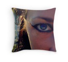eye catching. Throw Pillow