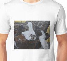 im a good boy, honest.... Unisex T-Shirt