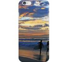 Sunrise Over Muizenberg iPhone Case/Skin