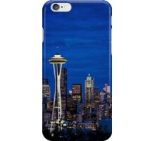Goodnight Seattle iPhone Case/Skin