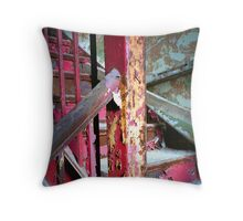 Undefined Injunctions Throw Pillow