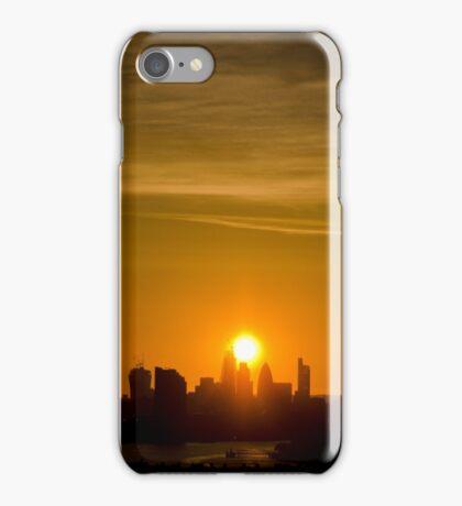 London Sunset iPhone Case/Skin