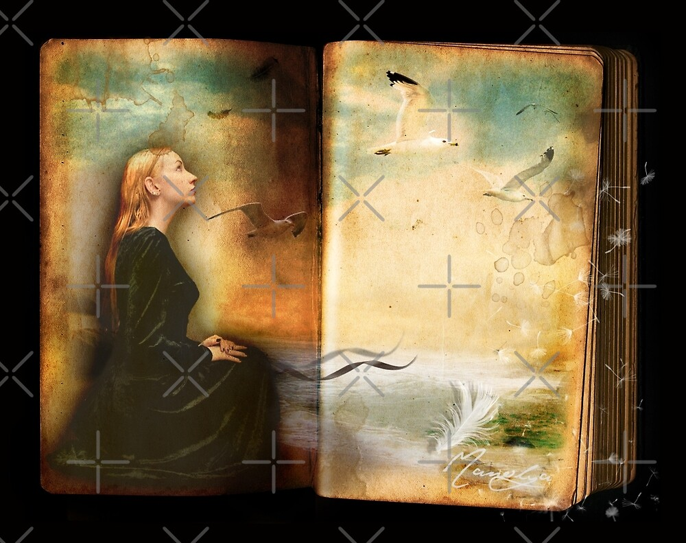 Once upon a time by Manolya  F.