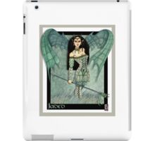 Jaded fantasy art iPad Case/Skin