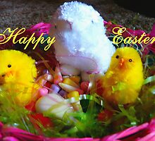 Happy Easter,  by MaeBelle