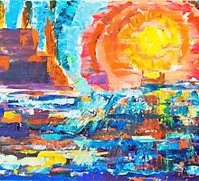 Sundown by MayLingYong