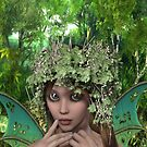 Woodland Fairy by LoneAngel
