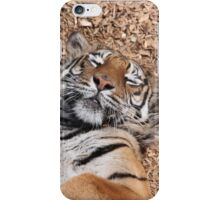 Tiger Bliss iPhone Case/Skin