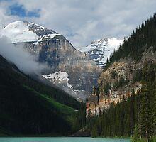 Lakes Of the Rockies   by Barbara Burkhardt
