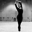 The great ballerina Manola Asensio by Daniel Sorine