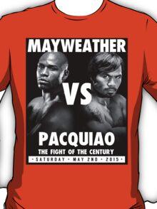 Floyd Money Mayweather VS Manny Pacman Pacquiao May 2nd 2015 T-Shirt