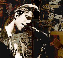 Tom Waits by Jeffrey D'Ottavio