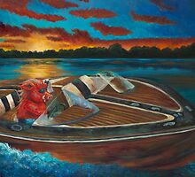 Hog'n the Lake by Shawna C Elliott by ShawnaElliott