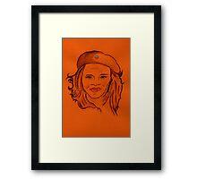My Che-Obama Framed Print