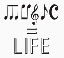 Music Is life design by dcmusic